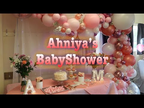 Ahniya's BabyShower!!! (New Chapter)