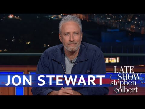 The Late Show with Stephen Colbert - Jon Stewart won't let Mitch McConnell off easy