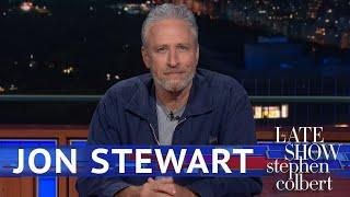 Jon Stewart Won't Let Mitch McConnell Off That Easy