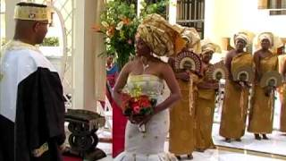 African Wedding/Sharon and Mike Pt 3