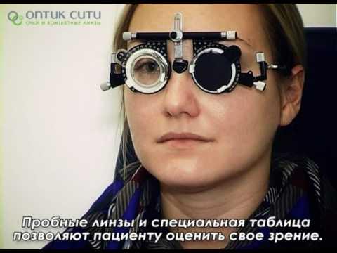 T улучшить зрения