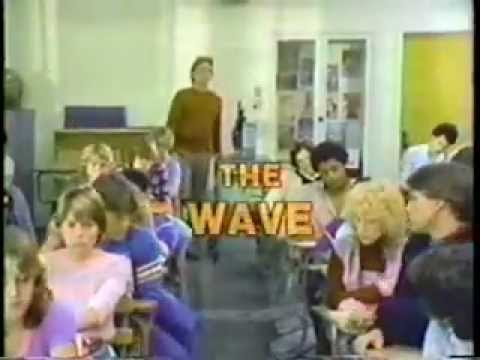 The Wave (1969) The Third Wave was the name given by history teacher Ron Jones to an experimental recreation of Nazi Germany which he conducted with high school students.