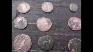 Czech Republic gives Roman coins galore