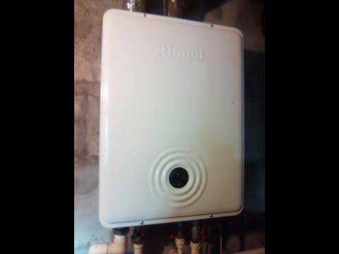 Газовый котел Rinnai RB 257 EMF 29 1 кВт. Замена трехходового клапана.