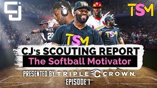 CJ's Scouting Report (Softball) | Episode 1 - Who Is CJ Beatty?