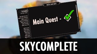 Skyrim Mod: SkyComplete - Completionist (1/2)