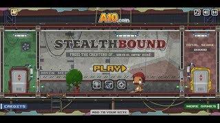 Stealth Bound (Грань хитрости Flash игры)