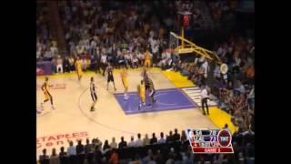 Kobe Bryant leads comeback vs Spurs - 2008 Western Conference Finals Game 1