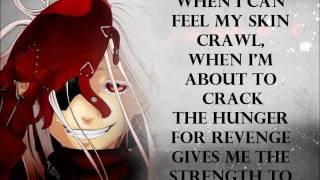 Fade - One Reason - Deadman Wonderland OP [Lyrics On-Screen]