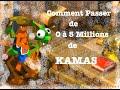 Passer de 0 à 5 Millions de Kamas #3  ( 550 000 K )