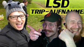 Alpha-Simon nimmt LSD und 2 freshe Boys reagieren drauf