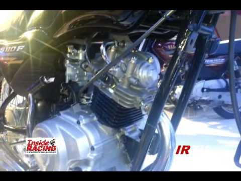 2013 Yamaha RS110F Walkaround