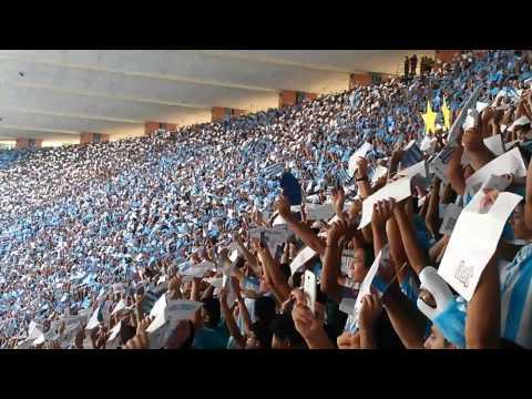 """""""TORCIDA DO PAPÃO!!!"""" Barra: Alma Celeste • Club: Paysandu"""