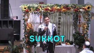 Predigt zu Sukkot