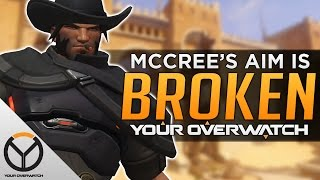 Overwatch: McCree Is BROKEN! - AIM BUG
