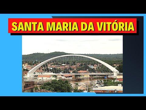 CONHEA A CIDADE DE SANTA MARIA DA VITRIA   OSTE DA BAHIA
