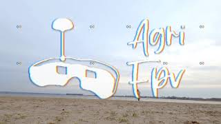 Cold beach FPV footage Gopro 8 + Reelsteady