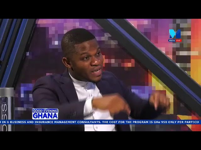 Good Evening Ghana Live