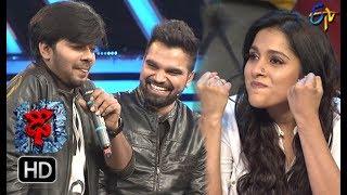 Sudheer | Rashmi |  Varshni | Funny Joke | Dhee 10 | 21st  March 2018| ETV Telugu