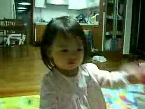 cute baby girl cute acts