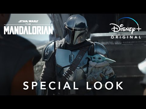 《曼達洛人》第二季 最新預告出爐!(The Mandalorian Season 2 - Special Look Trailer)