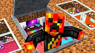 I Built a SECRET Gaming Room on Noob1234's Planet! *hidden*