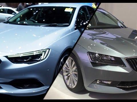Opel  Insignia Седан класса D - тест-драйв 4