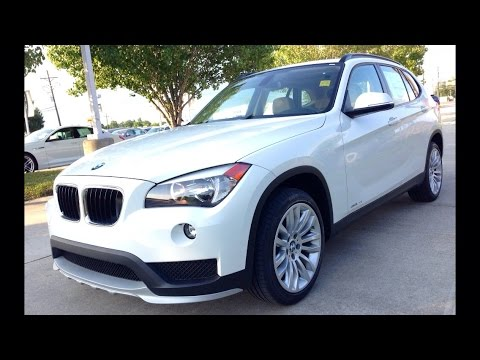 2015 BMW X1 sDrive28i Full Review, Start Up, Exhaust