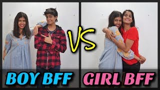 GIRL Best Friend VS. BOY Best Friend | Feat. Sejal Kumar | Rickshawali