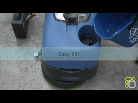 Numatic Scrubber Dryer Twintec Battery TTB1840G