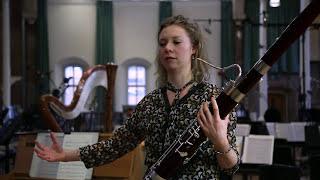 The Halle - Weber Bassoon Concerto (trailer)