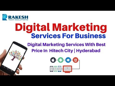 Digital Marketing Services For Business In Hyderabad