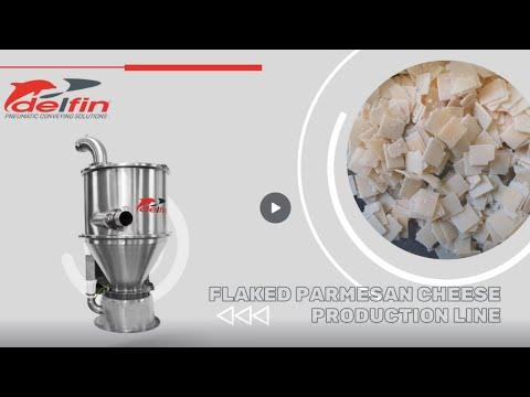 Delfin Tech280e Electro-Pneumatic Conveyor For Transporting Powders & Grains Over Large Distance