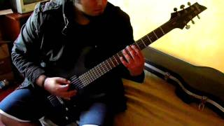Видео SCHECTER DEMON 6 TTM- Шестиструнная эл.гитара,