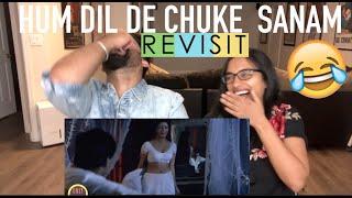 Hum Dil De Chuke Sanam Revisit Reaction | Only Desi  | RajDeepLive