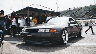 R32 GTR's First Car Show! TUNED IN TOKYO!