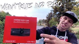 Vantrue N2 Pro im Test - Dual Dashcam mit Nachtsicht, GPS und Parküberwachung