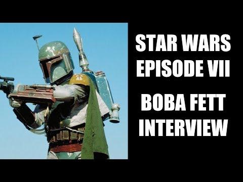 Star Wars Episode 7 Boba Fett Interview - Jeremy Bulloch | MTW