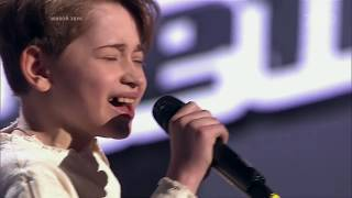 Рутгер Гарехт. «Я милого узнаю по походке».The Voice Kids Russia Blind Auditions.