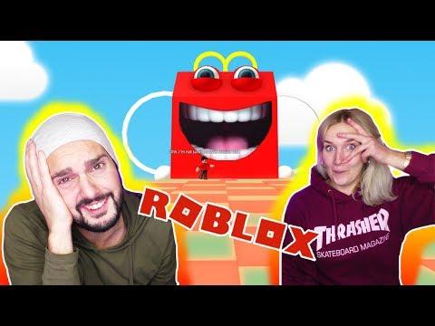 Roblox: AUS MCDONALDS ENTKOMMEN! KAAN + NINA VOM HAPPY MEAL GEFRESSEN! McDonalds Escape Obby Deutsch