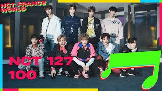 [VOSTFR] NCT 127   100 (Lyrics ROM  KAN + Color Coded)