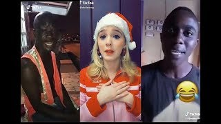 Tic Toc Videos || Foreigners singing hindi songs || Funny Videos .