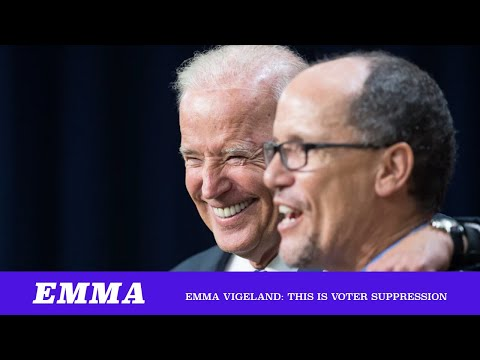"""Emma Vigeland: """"This Is Voter Suppression"""" (TMBS 131)"""