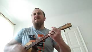Video Ukulele Jack kontra virus - Holka modrooká