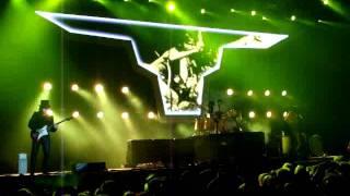 """D.A.D VIROCKER ODENSE 21.05-2011 """" black crickets """""""