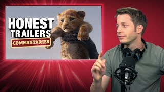 Honest Trailers Commentary | The Lion King (2019)