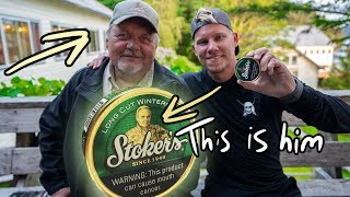 A sit down with Bobby Stoker