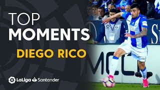 TOP MOMENTS Diego Rico