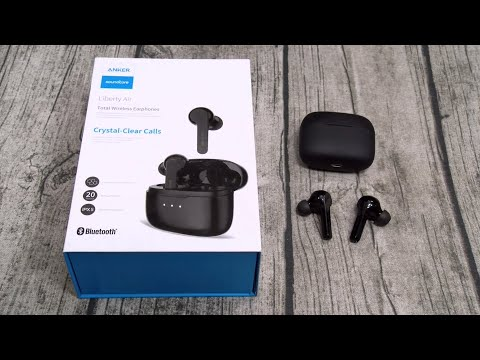 Anker Soundcore Liberty Air - Truly Wireless Earbuds