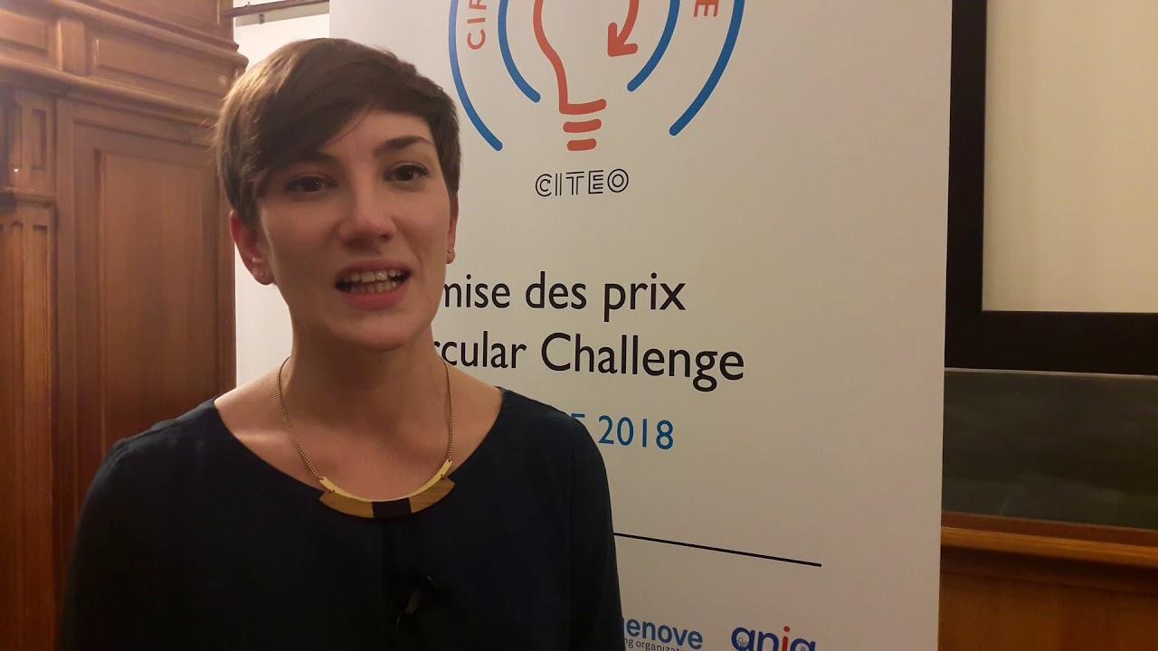 Circular Challenge, le concours des startups de l'économie circulaire